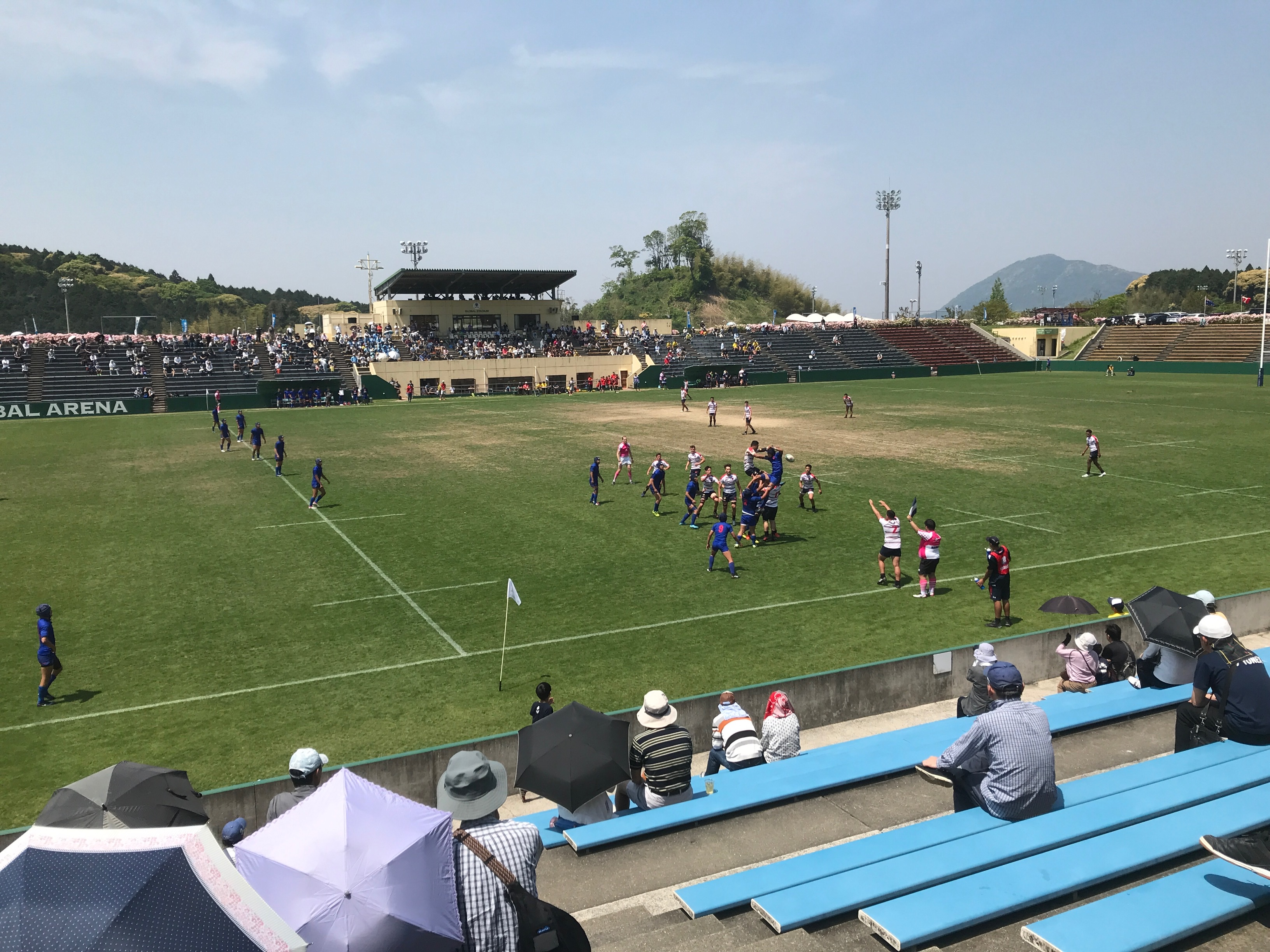 Student Rugby